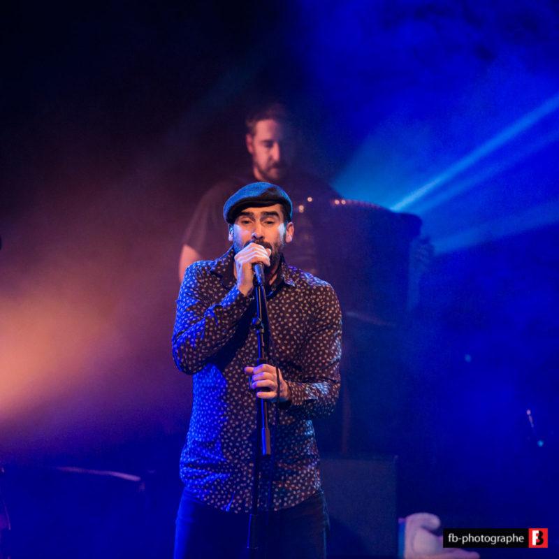 Les Hurlements d'Leo chantent Mano Solo @ L'Olympic (Nantes) - 12 novembre 2015