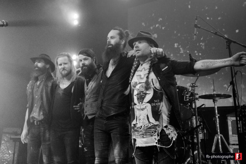 Solstafir @ Antipode MJC (Rennes) – 21 novembre 2017