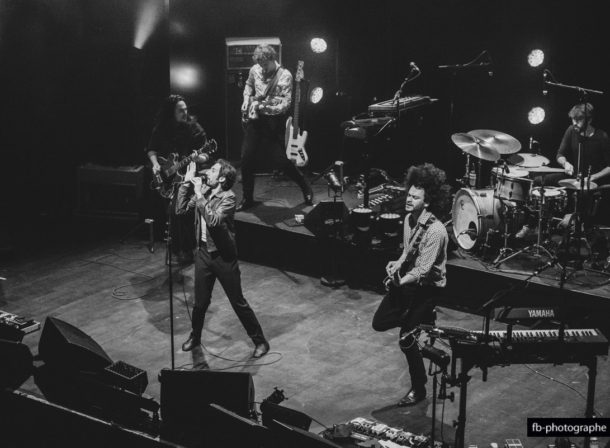 Feu! Chatterton @ Stereolux (Nantes) - 13 Decembre 2018