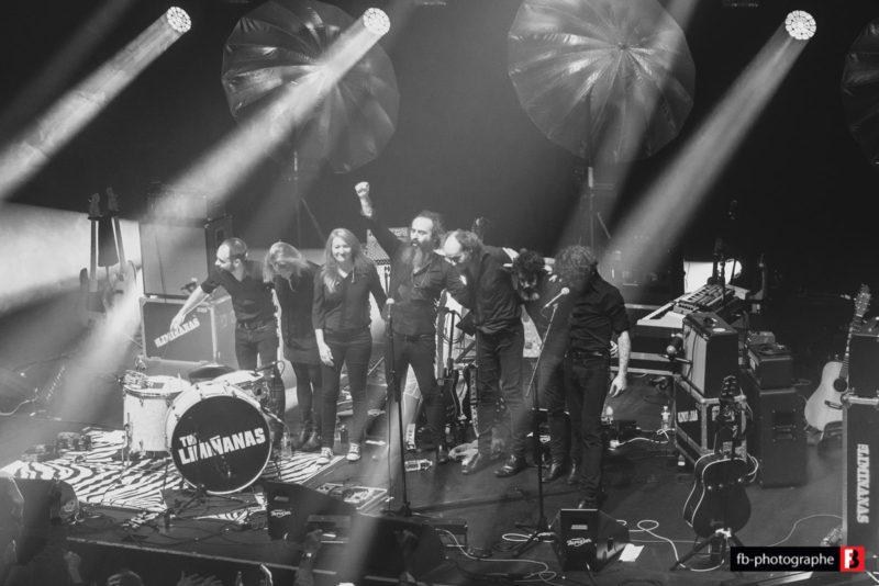 The Liminanas @ Stereolux (Nantes) - 30 novembre 2018