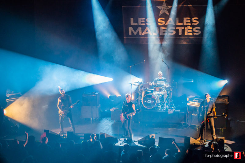 Les Sales Majestes @ Stereolux (Nantes) - 25 octobre 2019