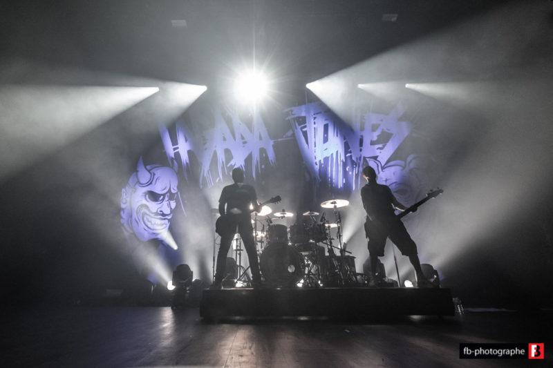 Tagada Jones @ Stereolux (Nantes) - 25 octobre 2019