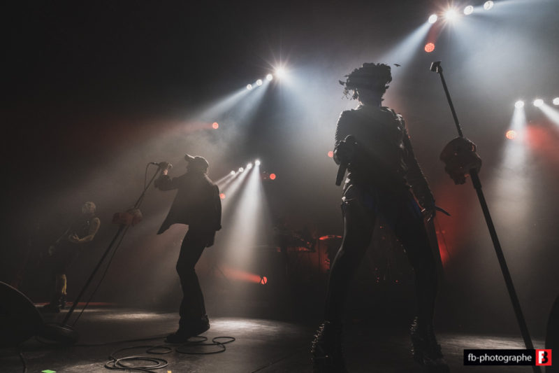 Punish Yourself @ On n'a plus 20 ans V (Fontenay le Comte) - 12 avril 2019