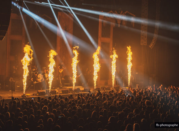 Mass Hysteria @ Warmup Hellfest (Zenith Nantes) - 30 avril 2019