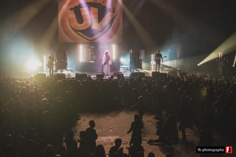Ultra Vomit @ Warmup Hellfest (Zenith Nantes) - 30 avril 2019