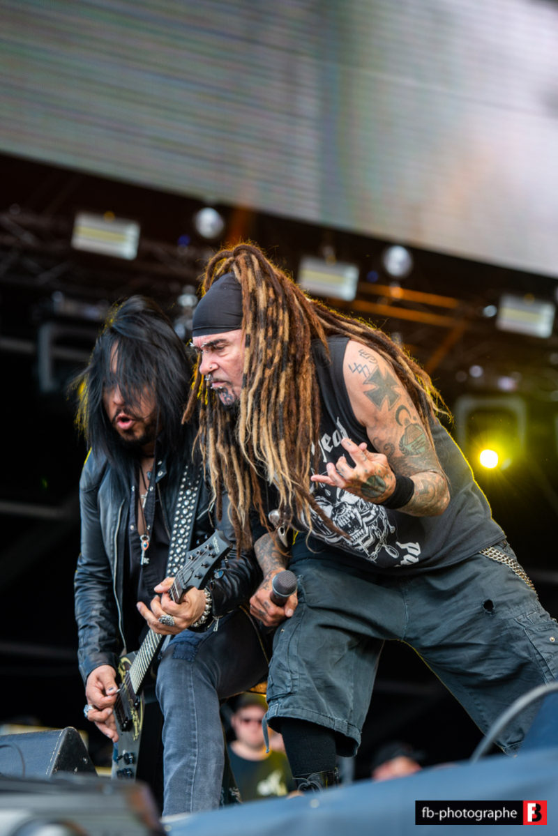 Ministry @ Knotfest (Clisson) - 20 juin 2019