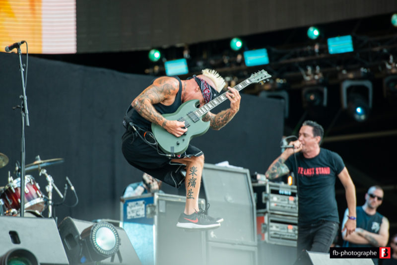 Sick of it All @ Knotfest (Clisson) - 20 juin 2019