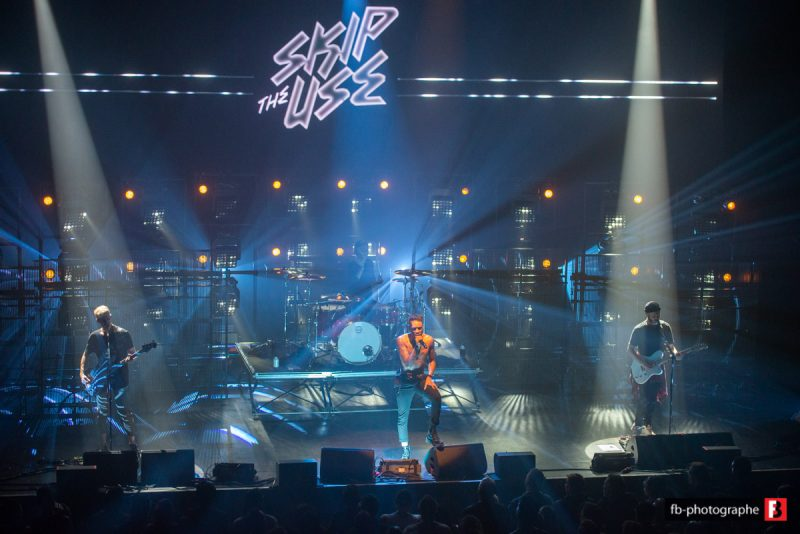 Skip The Use @ Stereolux (Nantes) - 12 decembre 2019