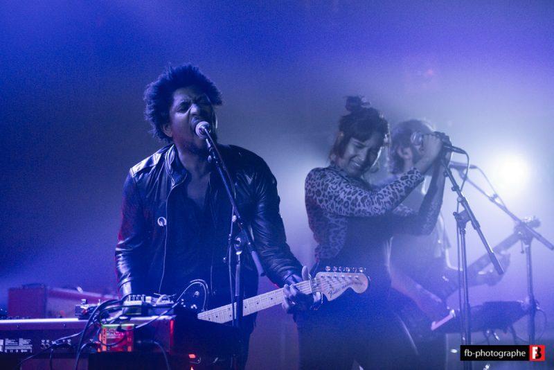Algiers @ Stereolux (Nantes) - 04 mars 2020