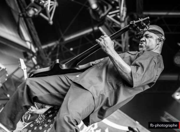 Body Count @ Hellfest (Clisson) - 20 juin 2015