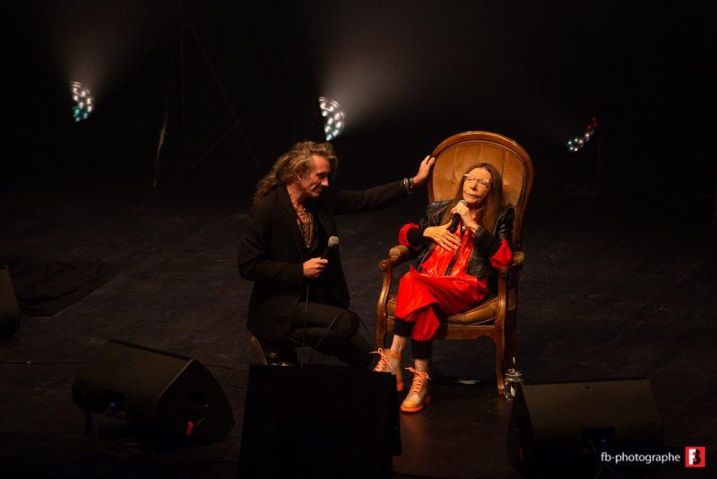 Brigitte Fontaine @ Stereolux (Nantes) - 30 septembre 2020