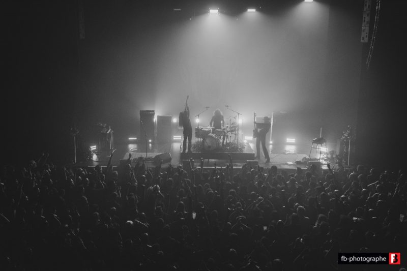 Kadavar @ Stereolux (Nantes) - 13 novembre 2019
