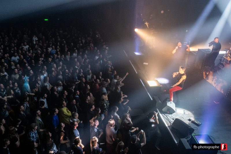 Les 3 Fromages @ Stereolux (Nantes) - 18 octobre 2019