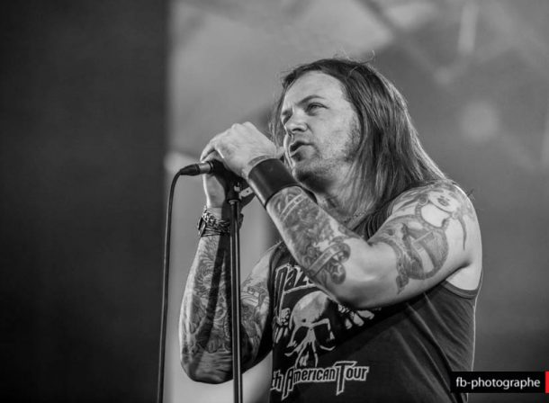 Orchid @ Hellfest (Clisson) - 19 juin 2015