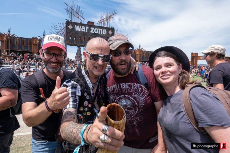 Ambiance Festivaliers @ Hellfest (Clisson) - juin 20xx