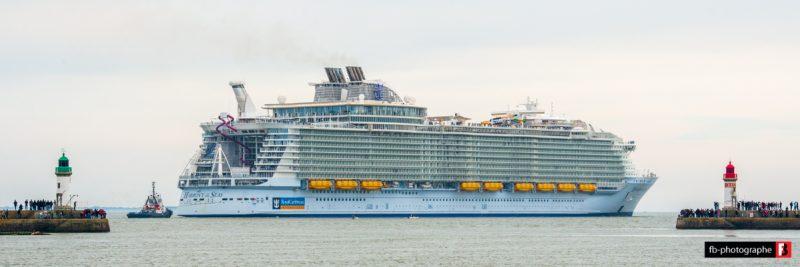 Bord de mer @ Port Saint Nazaire