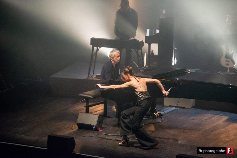 Jeanne Cherhal @ Stereolux (Nantes) - 08 octobre 2020