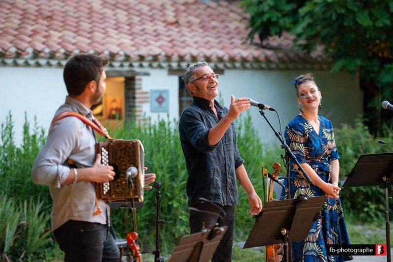 Musique Baroque & traditionnelle @ Festival reveillons nous (Musée Charles Milcendeau) - 16 juillet 2021