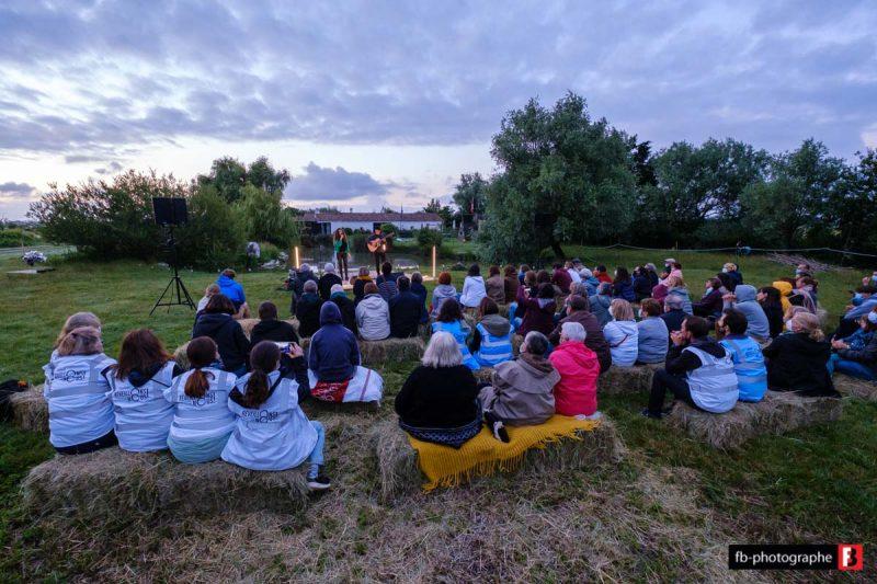 Paul Barreyre & Dafné Kritharas 02 @ Festival reveillons nous (Le Perrier) - 08 juillet 2021