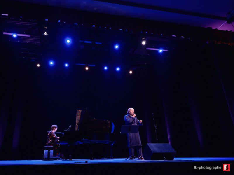Philippe Katerine & Dana Ciocarlie @ Festival reveillons nous (Saint Jean de Monts) - 06 juillet 2021