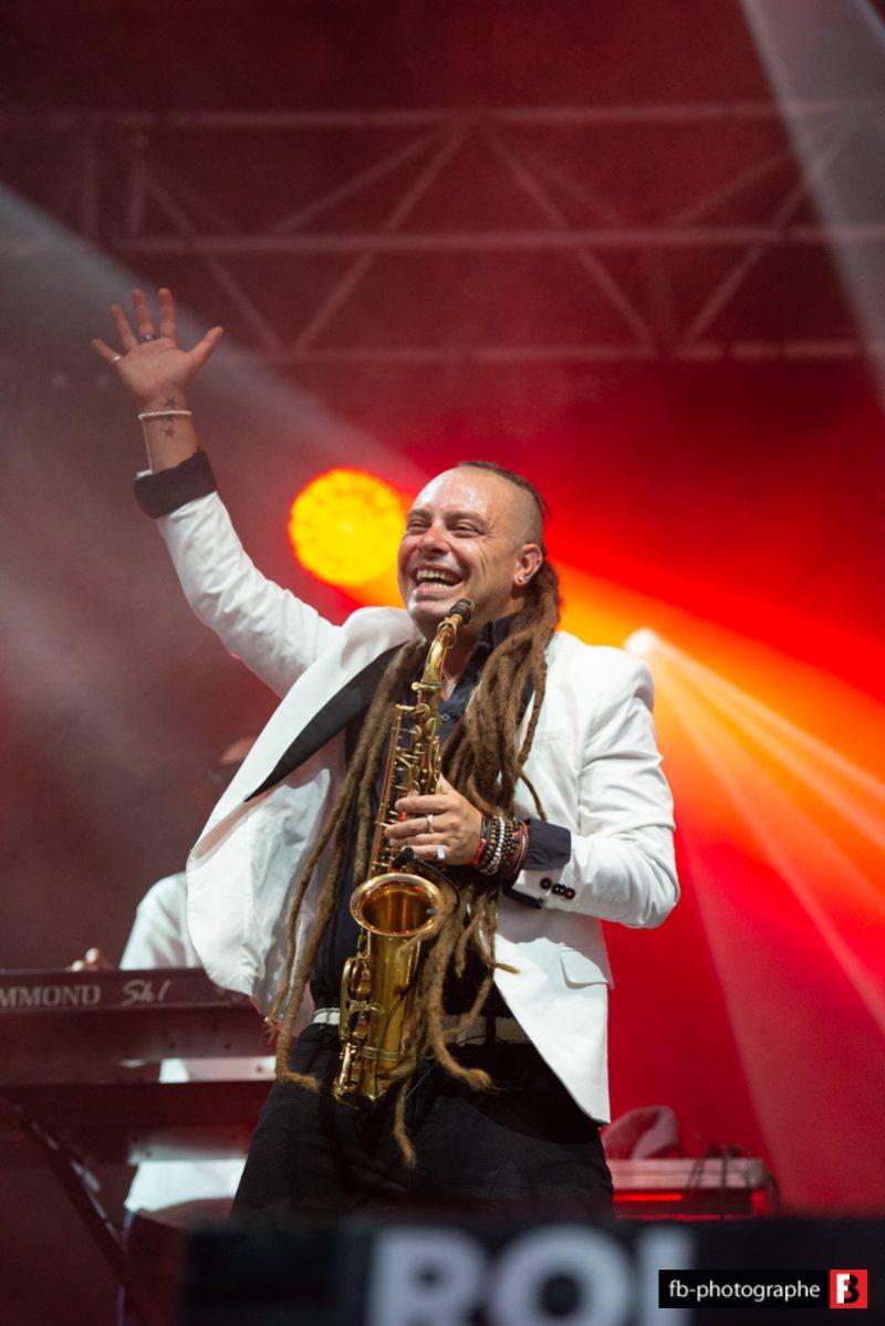 Danakil @ Festival du Roi Arthur (Breal sous Montfort) - 23 aout 2019