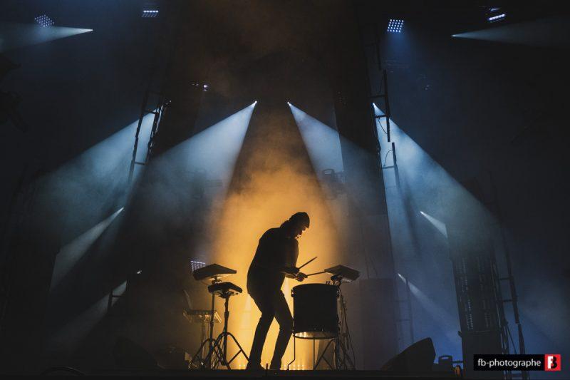 Fakear @ Festival du Roi Arthur (Breal sous Montfort) - 24 aout 2019