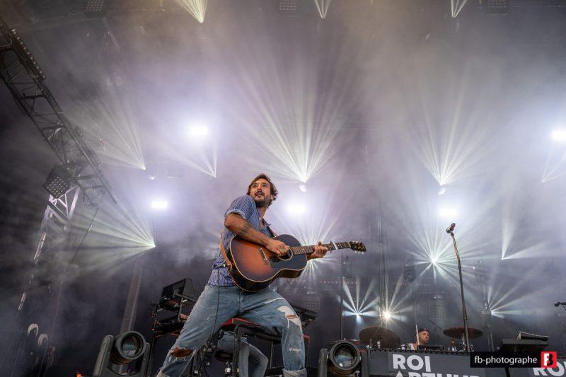 Jeremy Frerot @ Festival du Roi Arthur (Breal sous Montfort) - 23 aout 2019