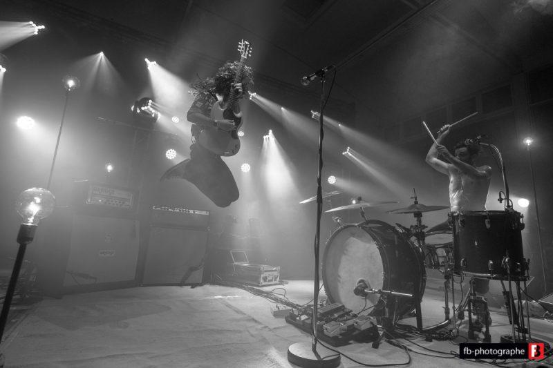 KO KO MO @ Bruit Fier Rock (La Bruffiere) - 26 octobre 2019